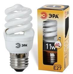 Лампа люминесцентная ЭРА F-SP-11-827-E27