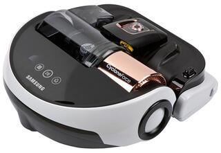 Пылесос-робот Samsung VR20H9050UW черный