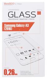 """4.5"""" Защитное стекло для смартфона Samsung Galaxy A3(2016)"""