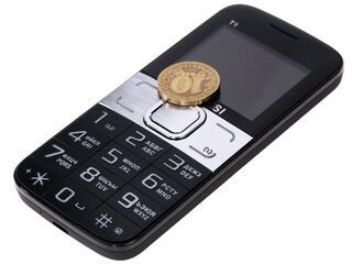 Сотовый телефон Keneksi T1 черный