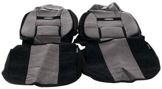 Чехлы на сиденье AUTOPROFI COMFORT COM-1105H черный