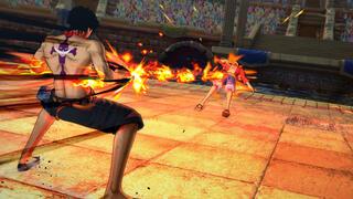 Игра для PS4 One Piece Burning Blood