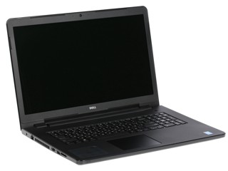"""17.3"""" Ноутбук DELL Inspiron 5758-8618 черный"""
