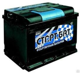 Автомобильный аккумулятор START.Bat 62