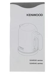 Электрочайник Kenwood SJM 030 белый