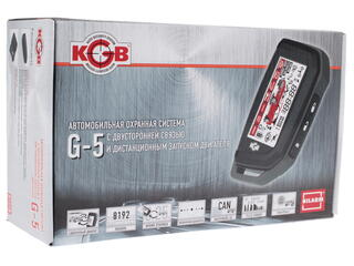 Автосигнализация KGB G-5