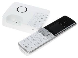 Телефон беспроводной (DECT) Philips D6351W/51