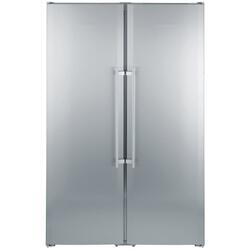 Холодильник Liebherr SBSes 7252-24 001 серебристый