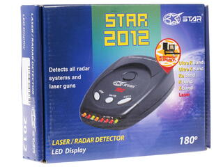 Радар-детектор Star 2012