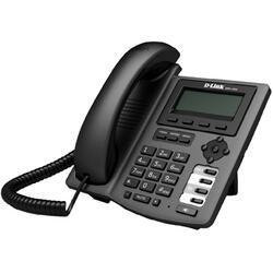 IP-телефон D-Link DPH-150SE/F4 черный