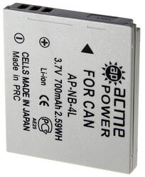 Аккумулятор AcmePower NB-4L