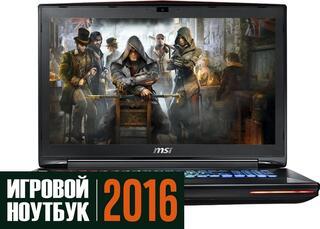 "17.3"" Ноутбук MSI GT72S Dominator Pro G 6QE-1039XRU черный"