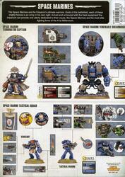 Дополнение для игры Warhammer 40000: Start Collecting! - Space Marines