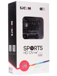 Экшн видеокамера SJCAM SJ5000 Plus черный