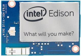Микрокомпьютер Intel Edison Compute Module [EDI2.SPOF.AL.S]