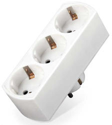 Разветвитель SUPRA SP-3-E-03 белый