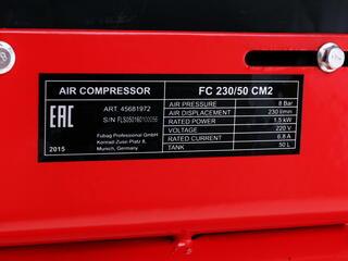 Компрессор Fubag FС 230/50 CM2
