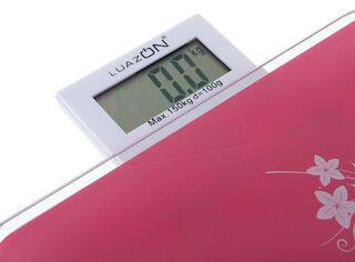 Весы LuazON LVP-1801