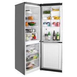 Холодильник с морозильником LG GA-B419SMQL серебристый