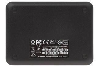 "2.5"" Внешний HDD Toshiba CANVIO Connect II [HDTC830EL3CA]"