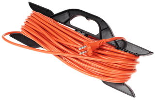 Удлинитель PowerCube PC-B1-R-25 оранжевый