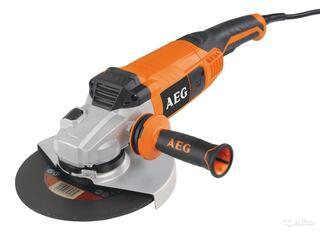 Углошлифовальная машина AEG WS 24-230 V