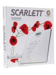 Весы Scarlett SC-BS33E003