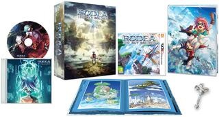 Игра для 3DS Rodea: The Sky Soldier Limited Edition