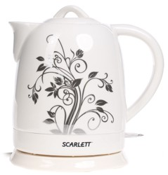 Электрочайник Scarlett SC-024 белый