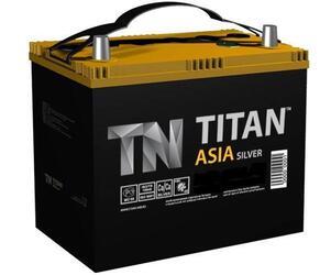 Автомобильный аккумулятор TITAN Asia Silver 6СТ-77.0