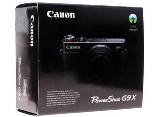 Компактная камера Canon PowerShot G9X черный