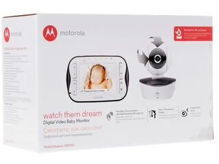 Видеоняня Motorola MBP43S белый