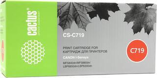Картридж лазерный Cactus CS-C719