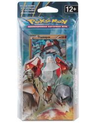"""Игра настольная Pokemon XY7: Стартовый набор """"Каменное Сердце"""""""