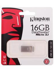 Память USB Flash KingstonDataTraveler Micro 3.1 DTMC3 16 Гб