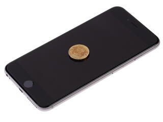 "5.5"" Смартфон Apple iPhone 6S Plus 128 ГБ серый"