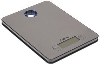 Кухонные весы Saturn ST-KS7804 серый