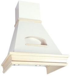 Вытяжка каминная Elikor Бельведер Валенсия 60П-650-П3Г белый