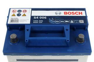 Автомобильный аккумулятор Bosch S4 006