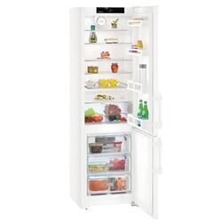 Холодильник с морозильником Liebherr CN 4015-20 001 белый