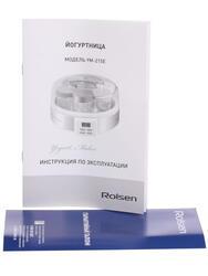 Йогуртница Rolsen YM-215E белый