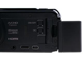 Видеокамера Canon LEGRIA HF R706 черный