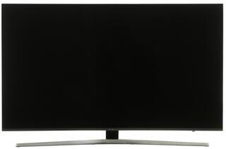 "49"" (125 см)  LED-телевизор Samsung UE49KU6650 серебристый"