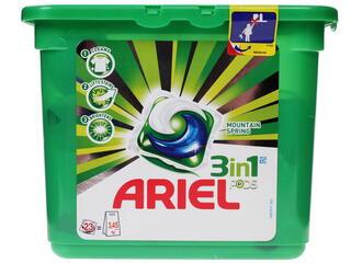 Капсулы Ariel Liquid Capsules Горный родник