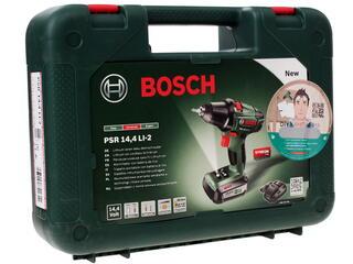 Шуруповерт Bosch PSR 14.4 LI-2