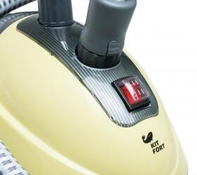 Отпариватель Kitfort KT-901 желтый
