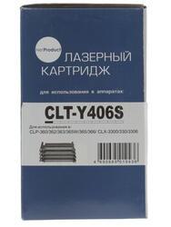 Картридж лазерный NetProduct CLT-Y406S