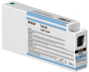 Картридж Epson T8245 повышенной емкости для SureColor SC-P6000/P7000/P7000V/P8000/P9000/P9000V (Светло-голубой)
