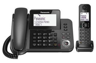 Телефон беспроводной (DECT) Panasonic KX-TGF320RUM