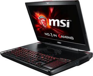 "18.4"" Ноутбук MSI GT80S 6QE-296RU Titan SLI черный"